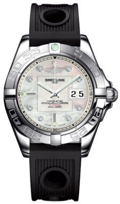 Breitling Galactic 41  Men's Watch A49350L2/A702-ORD