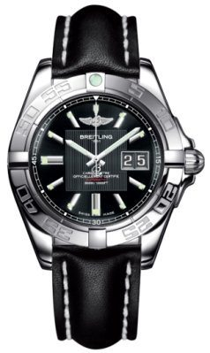 Breitling Galactic 41  Men's Watch A49350L2/BA07-LST