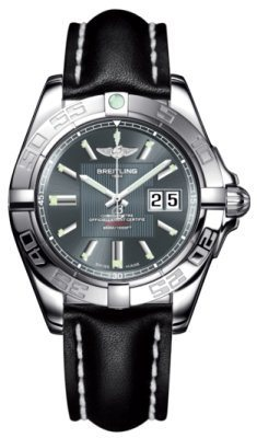 Breitling Galactic 41  Men's Watch A49350L2/F549-LST