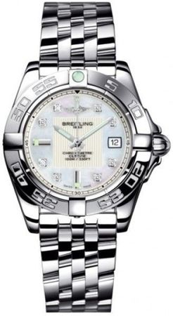 Breitling Galactic 32  Women's Watch A71356L2/A708-367A