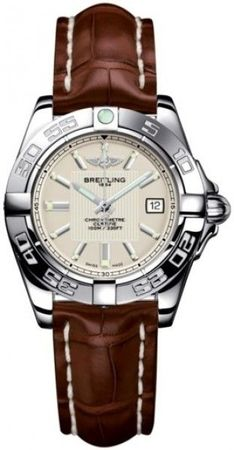 Breitling Galactic 32  Women's Watch A71356L2/G702-CROCT