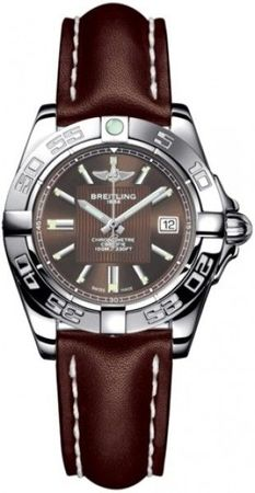 Breitling Galactic 32  Women's Watch A71356L2/Q579-LST
