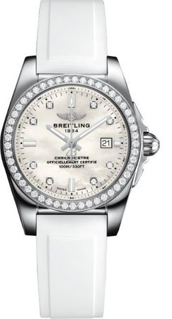 Breitling Galactic 29  Women's Watch A7234853/A785-249S