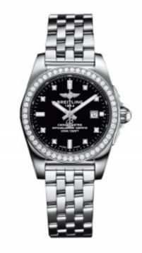 Breitling Galactic 29  Women's Watch A7234853/BE49-791A