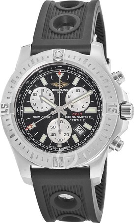 Breitling Colt Chronograph Quartz  Men's Watch A7338811/BD43-200S