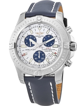 Breitling Colt Chronograph Quartz  Men's Watch A7338811/G790-105X
