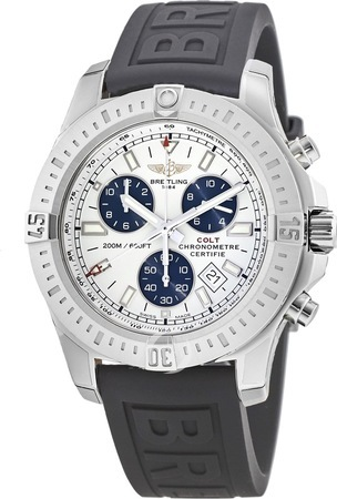 Breitling Colt Chronograph Quartz  Men's Watch A7338811/G790-152S