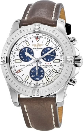 Breitling Colt Chronograph Quartz  Men's Watch A7338811/G790-437X