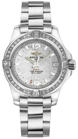Breitling Colt 36  Women's Watch A7438953/A772-178A