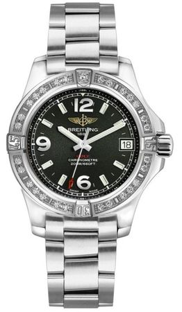 Breitling Colt 36  Women's Watch A7438953/BD82-178A