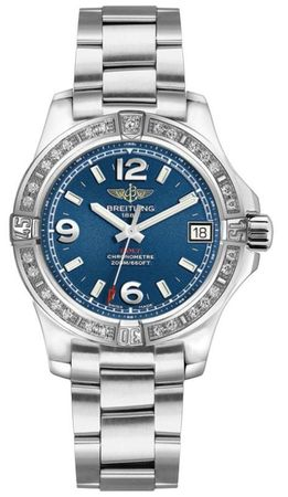 Breitling Colt 36  Women's Watch A7438953/C913-178A