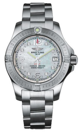 Breitling Colt 33 Quartz  Women's Watch A7738811/A769-175A