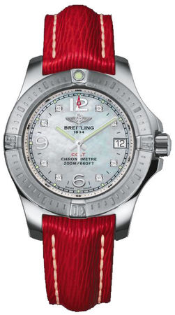 Breitling Colt 33 Quartz  Women's Watch A7738811/A769-209X