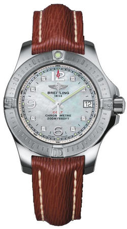 Breitling Colt 33 Quartz  Women's Watch A7738811/A769-211X