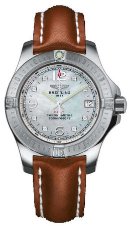 Breitling Colt 33 Quartz  Women's Watch A7738811/A769-406X