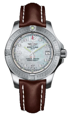 Breitling Colt 33 Quartz  Women's Watch A7738811/A769-411X