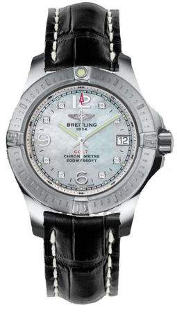 Breitling Colt 33 Quartz  Women's Watch A7738811/A769-777P