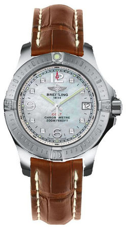 Breitling Colt 33 Quartz  Women's Watch A7738811/A769/779P