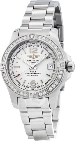 Breitling Colt 33 Quartz  Women's Watch A7738853/G793-175A