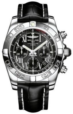 Breitling Chronomat 44  Men's Watch AB011012/B956-CROC
