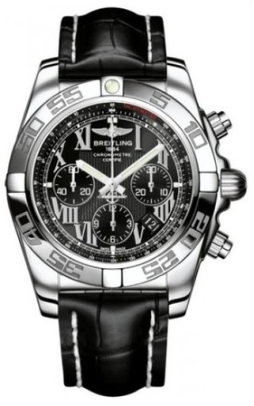 Breitling Chronomat 44  Men's Watch AB011012/B956-CROCD