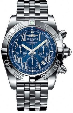 Breitling Chronomat 44  Men's Watch AB011012/C783-375A