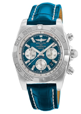 Breitling Chronomat 44  Men's Watch AB011012/C788-CROCD