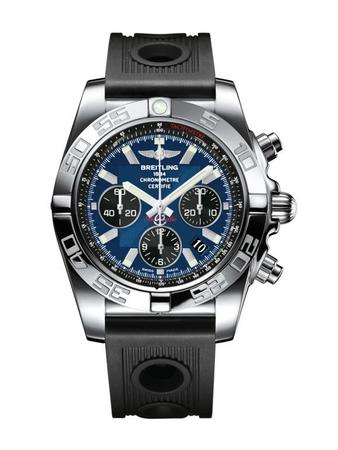 Breitling Chronomat 44  Men's Watch AB011012/C789-200S