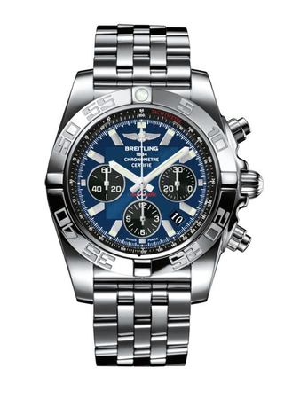Breitling Chronomat 44  Men's Watch AB011012/C789-375A
