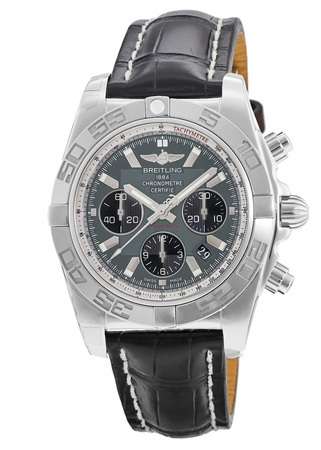 Breitling Chronomat 44  Men's Watch AB011012/F546-CROCD