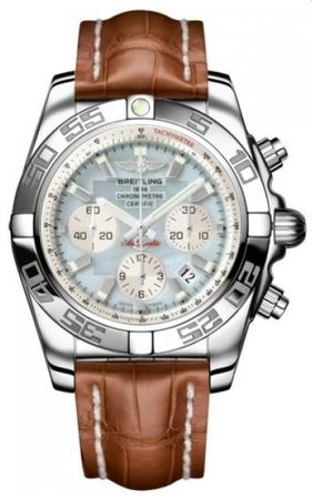 Breitling Chronomat 44  Men's Watch AB011012/G685-CROCD