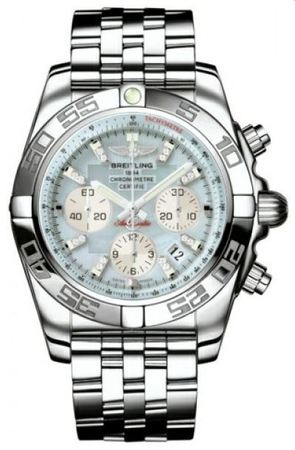 Breitling Chronomat 44  Men's Watch AB011012/G686-SS