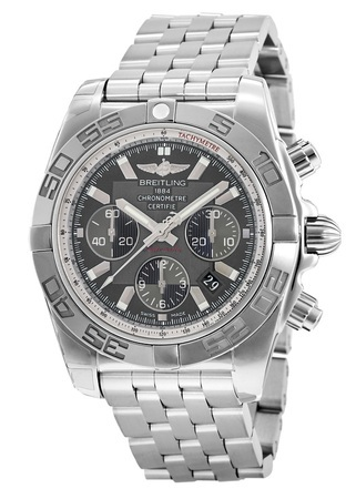 Breitling Chronomat 44  Men's Watch AB011012/M524-375A