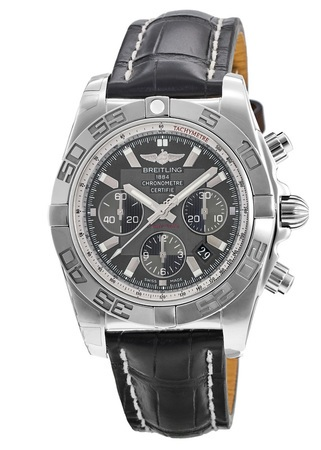 Breitling Chronomat 44  Men's Watch AB011012/M524-CROCD