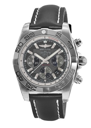 Breitling Chronomat 44  Men's Watch AB011012/M524-LS