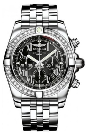 Breitling Chronomat 44  Men's Watch AB011053/B956-SS