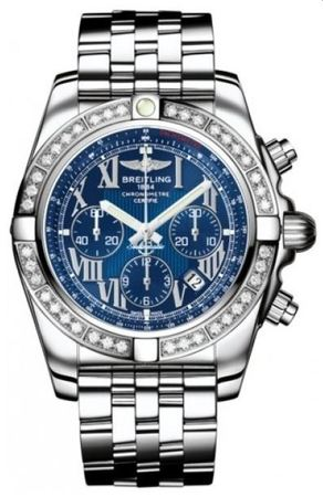 Breitling Chronomat 44  Men's Watch AB011053/C783-SS