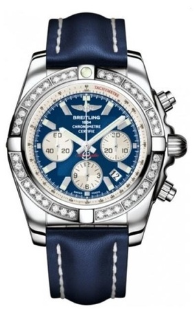 Breitling Chronomat 44  Men's Watch AB011053/C788-LST