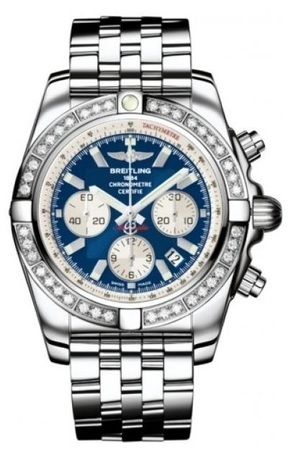 Breitling Chronomat 44  Men's Watch AB011053/C788-SS