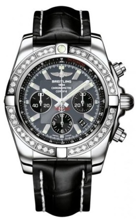 Breitling Chronomat 44  Men's Watch AB011053/F546-CROCD