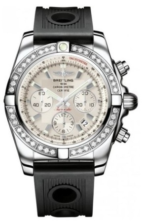 Breitling Chronomat 44  Men's Watch AB011053/G684-ORD