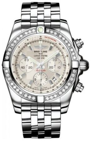 Breitling Chronomat 44  Men's Watch AB011053/G684-SS