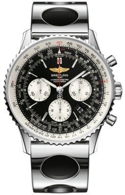 Breitling Navitimer 01 (43mm) Caliber 01 Movement Men's Watch AB012012/BB01-222A
