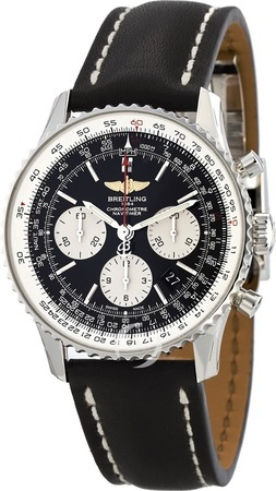 Breitling Navitimer 01 (43mm) Caliber 01 Movement Men's Watch AB012012/BB01-436X