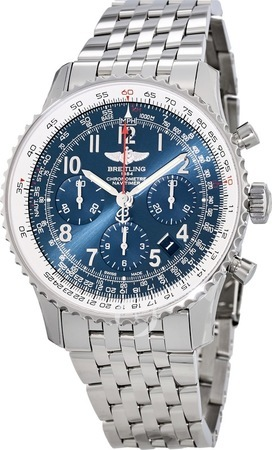 Breitling Navitimer 01 (43mm) Limited Edition Men's Watch AB0121C4/C920-447A