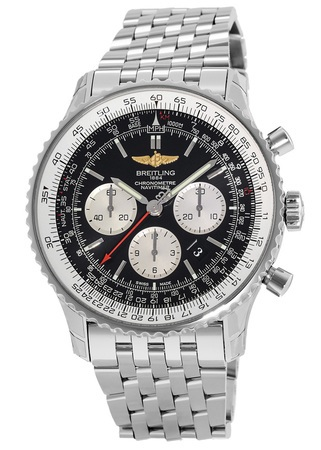 Breitling Navitimer 01 (46mm) Caliber 01 Movement Men's Watch AB012721/BD09-443A
