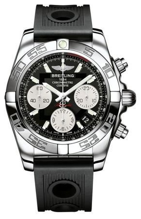 Breitling Chronomat 41  Men's Watch AB014012/BA52-ORD