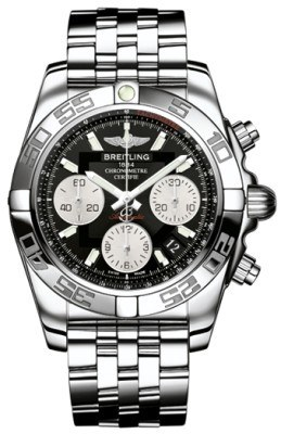Breitling Chronomat 41  Men's Watch AB014012/BA52-SS