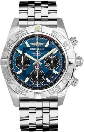 Breitling Chronomat 41  Men's Watch AB014012/C830-378A