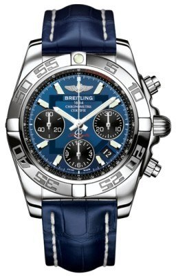 Breitling Chronomat 41  Men's Watch AB014012/C830-CROC